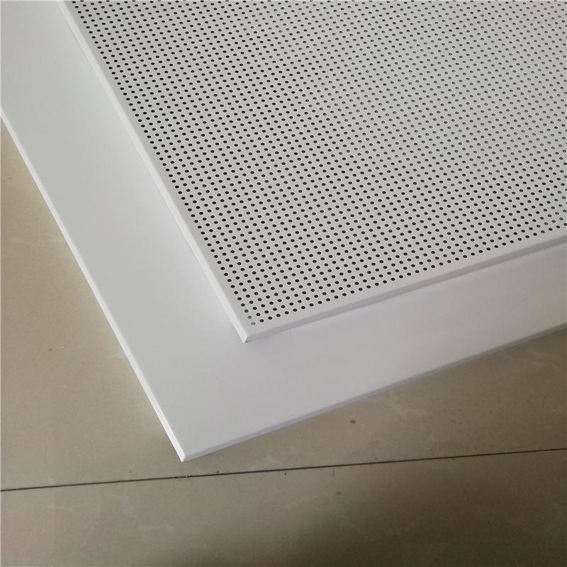 1.0微孔吸音铝天花板定制