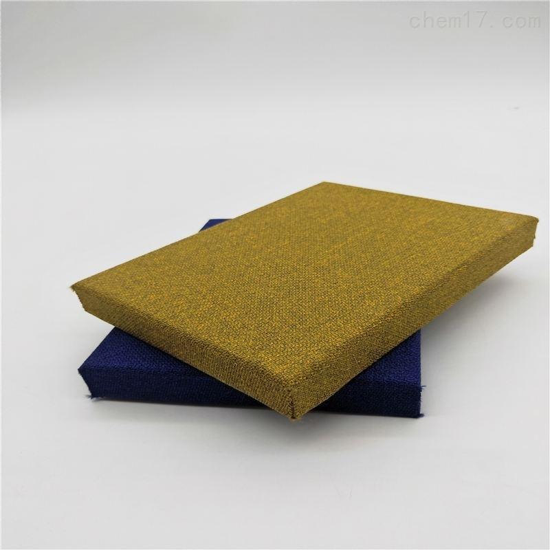 软包布艺吸音板常用规格