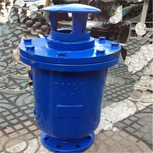 SCAR污水复合式排气阀厂家