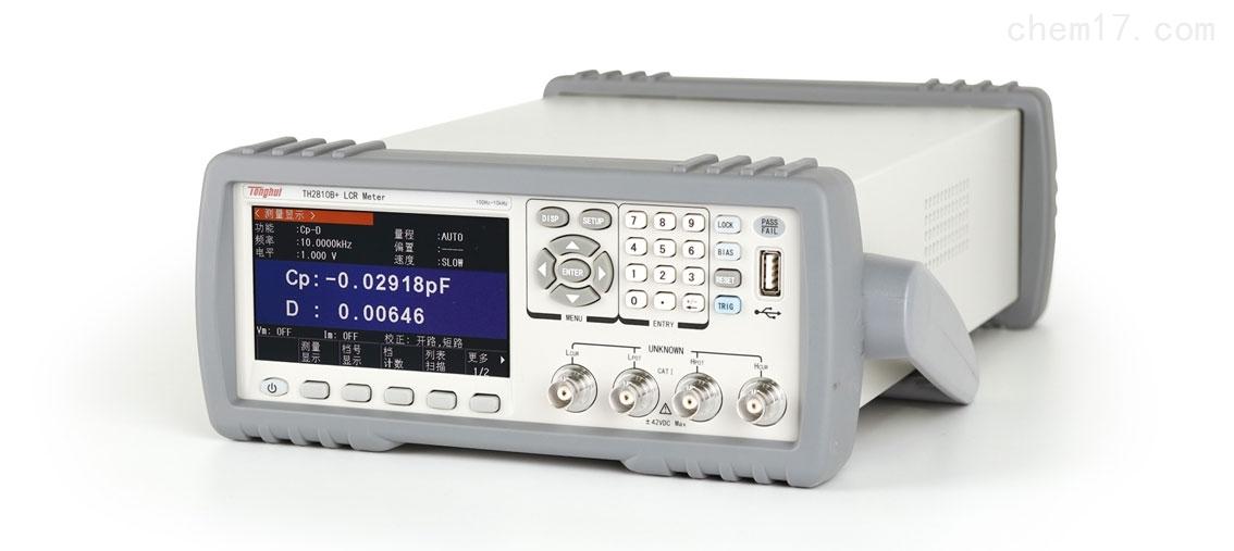 TH2810B+ LCR數字電橋