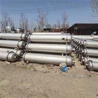 二手列管式冷凝器多种型号