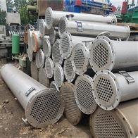 二手不锈钢冷凝器列管式厂家供应