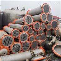 二手不锈钢列管冷凝器品质可靠