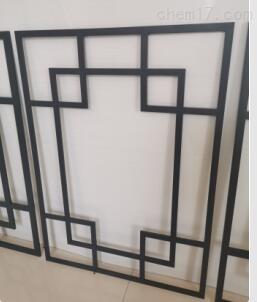 焊接仿古中空玻璃装饰条价格