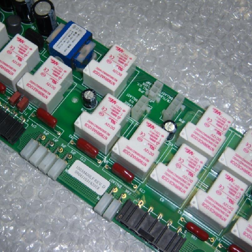 SpectraLight-III灯箱继电器电路板