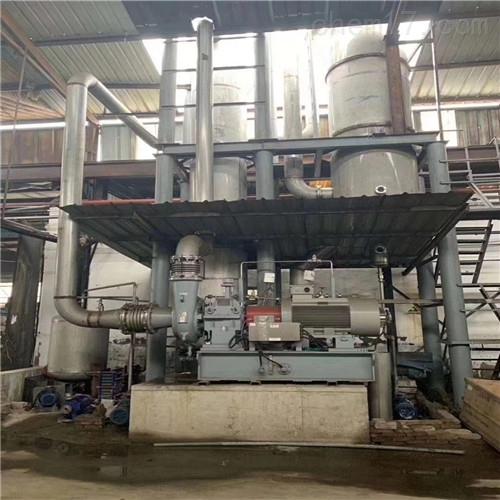 二手MVR蒸发器钛材质