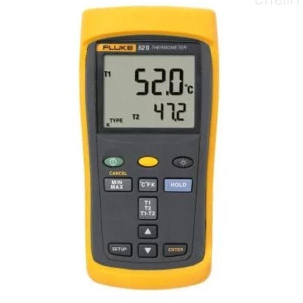 美国Fluke 52-II 温度计