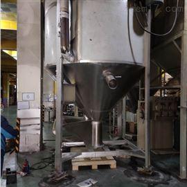 配料仓称重模块基础施工安装调式