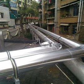 专业做铁皮保温宿迁管道内包橡塑管保温施工