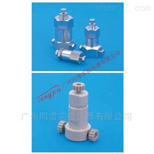 岛津低容积静态混合器(高压、非金属)