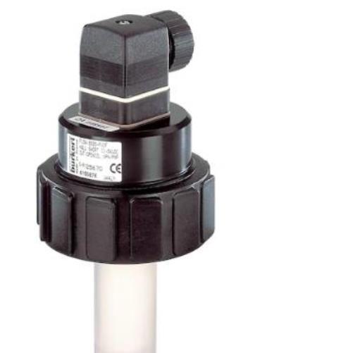 德国burkert插入式涡轮流量传感器