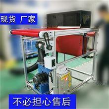熔喷接料带静电驻极器熔喷布后端接料分切收料机设备
