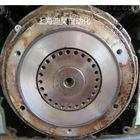 西门子电机轴磨损维修