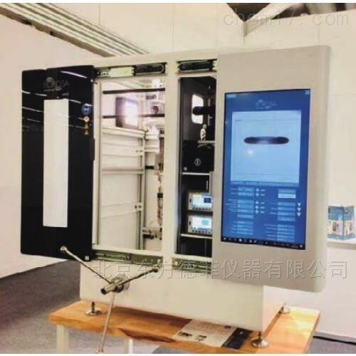 L800高温高压悬滴法张力测量系统
