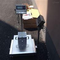 TCS150kg立杆计重台秤-不锈钢防水防腐蚀电子称