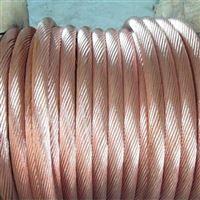 铜绞线接地带