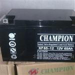 (推荐)冠军CHAMPION电池NP55-12现货供应