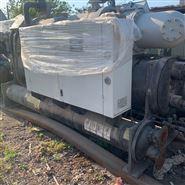全国回收水冷式螺杆式热泵机组现货