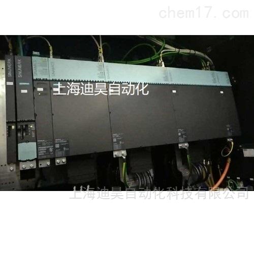 西门子6SL3130-7TE21-6AA3亮红灯过载维修