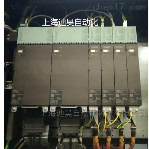 西门子伺服驱动器611过载A607故障维修