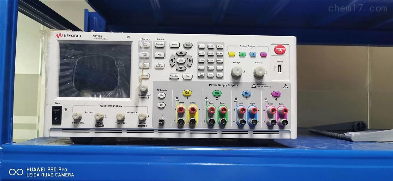 安捷倫N6705B直流電源分析儀