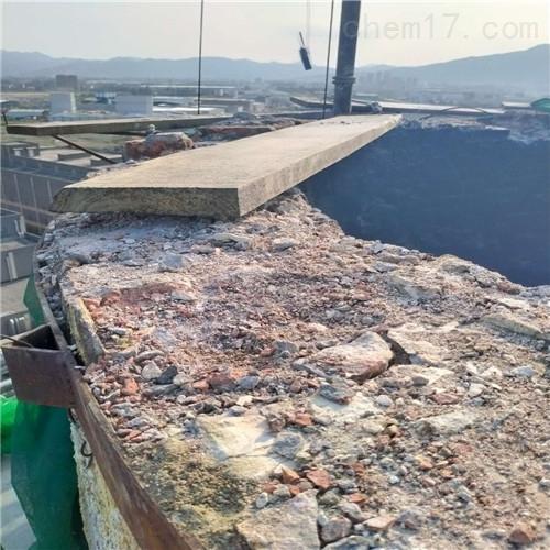 武威市钢烟囱拆除公司技术方案