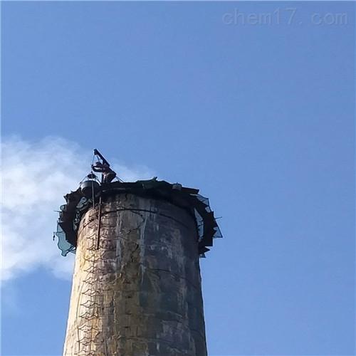 雅安市钢烟囱拆除公司专业资质