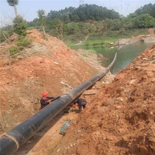 恩施州过河管道水下安装公司