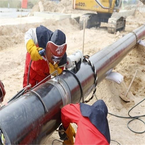 邯郸市水下管道直埋敷设公司沉管施工