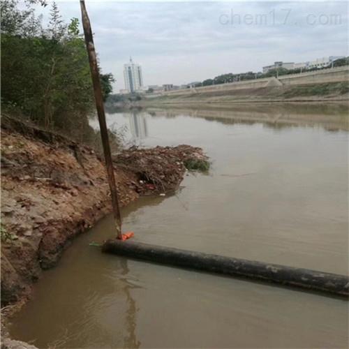 广元市沉管公司水下管道安装