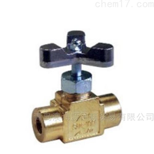 SAN-100/ 100N 液压配件量规阀日本ASK