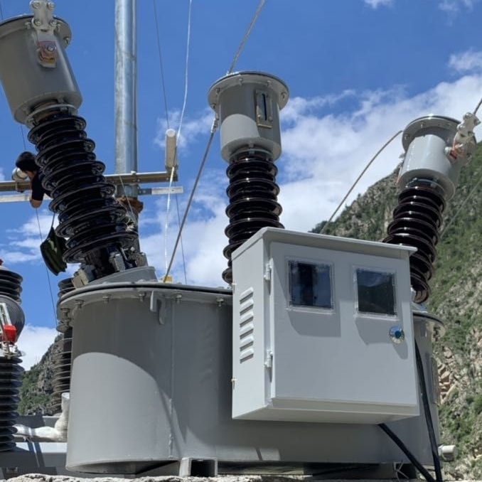 洛阳市干式JLS-35kv高压计量箱安装说明