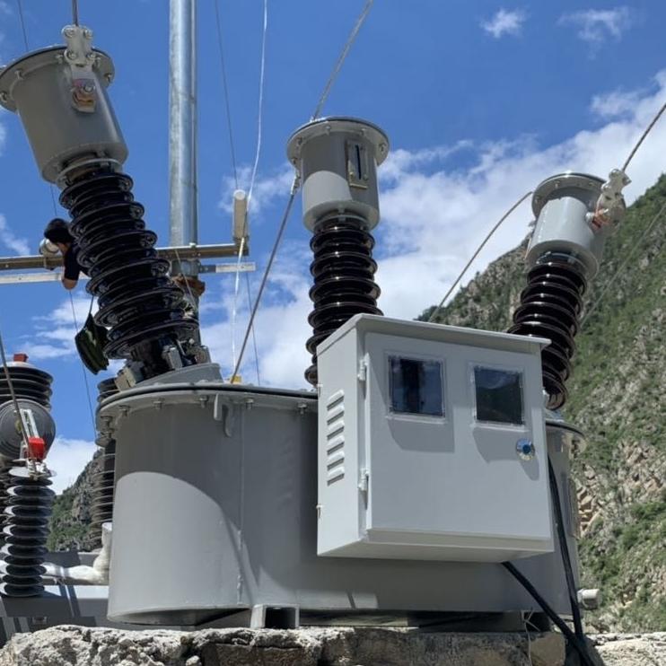 油式JLS-10kv预付费高压计量箱河北