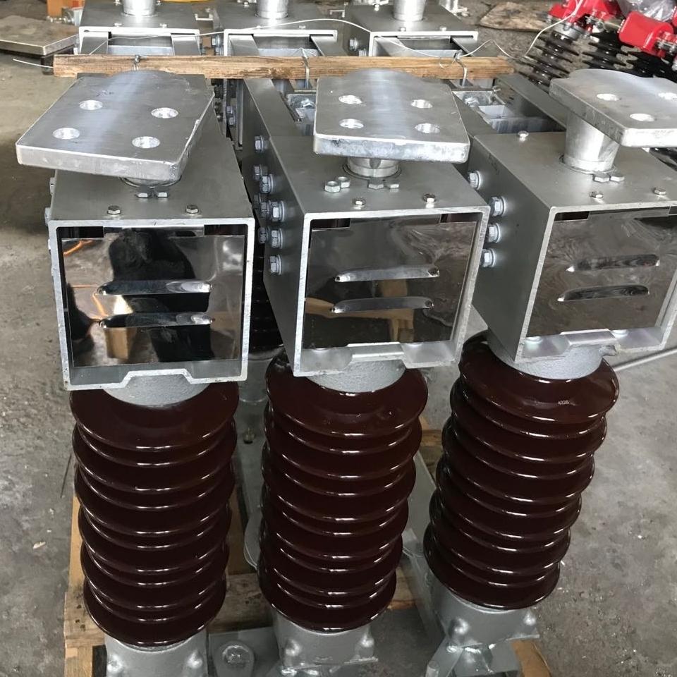 GW4系列35KV高压隔离开关垂直连杆单接地