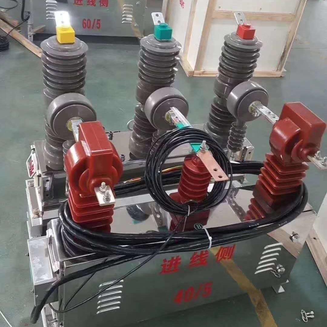 供应电站型ZW32-10kv户外真空断路器南阳市