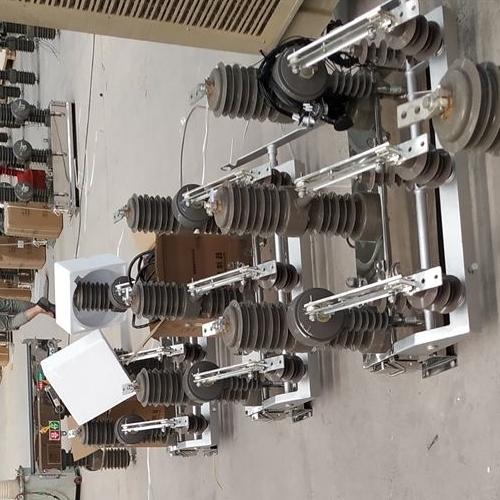 中置式ZW32-10KV高压真空断路器