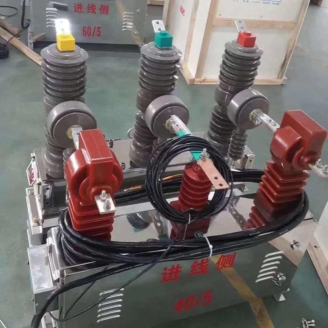 10KV预付费高压计量真空断路器