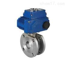 Q971F-40P电动对夹式球阀