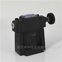 DT-01-22YUKEN油研远程控制溢流阀DT-01-22