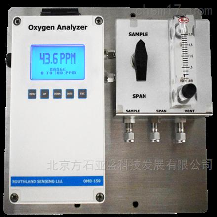 在线氧气分析仪防爆型