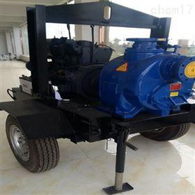 P型拖车户外型柴油机自吸泵