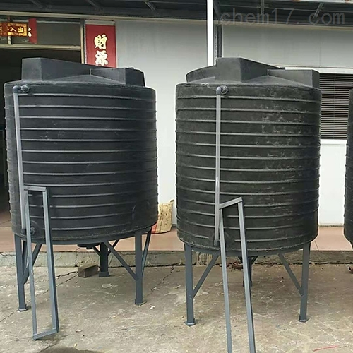 2吨PAC搅拌桶