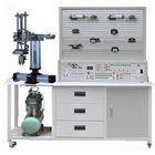 气动机械手与PLC综合液压实训装置