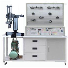 YUY-19D氣動機械手與PLC綜合液壓實訓裝置