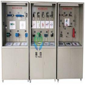 YUY-PS15液压剖视实物教学模型陈列柜