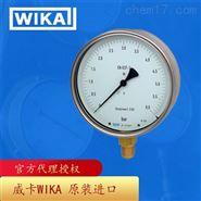 德国威卡WIKA波登管压力表仪表系列 312.20