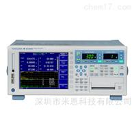WT3000E横河 WT3000E 高精度功率分析仪