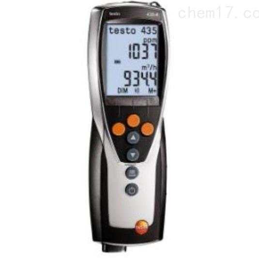testo 435-4 - 多功能室内空气质量检测仪