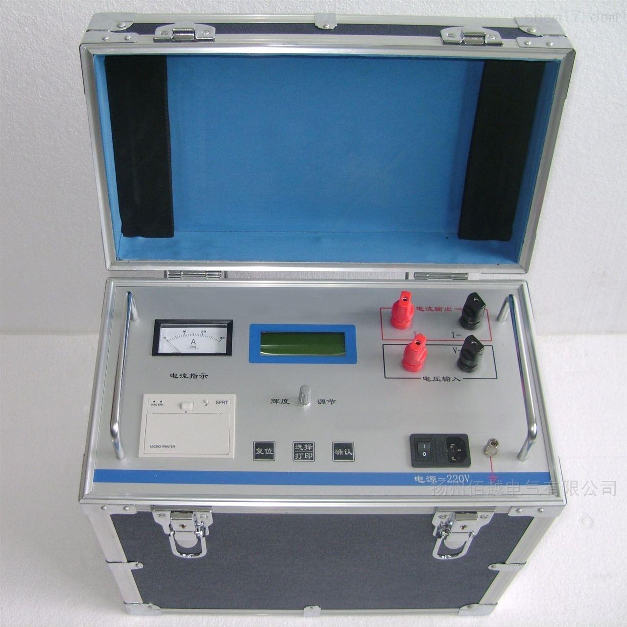 JYR(40A)直流电阻测试仪