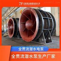雨水泵站900QGWZ-350KW全贯流潜水电泵厂家